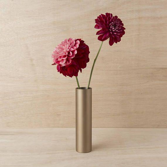 Gold Steel Vases 2 Types Modern Home Steel Vase Hotel