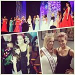 So many beautiful ladies and dresses tonight at the Miss South Carolina International Pageant ♢ Enjoyed judging with this crew @alexandra_munzel @kristabhuff @scintlpageants #pageants #scintlpageants  Thank you @appalachiangirl @bettyholland62 @alena_fede for coming!  Xoxo