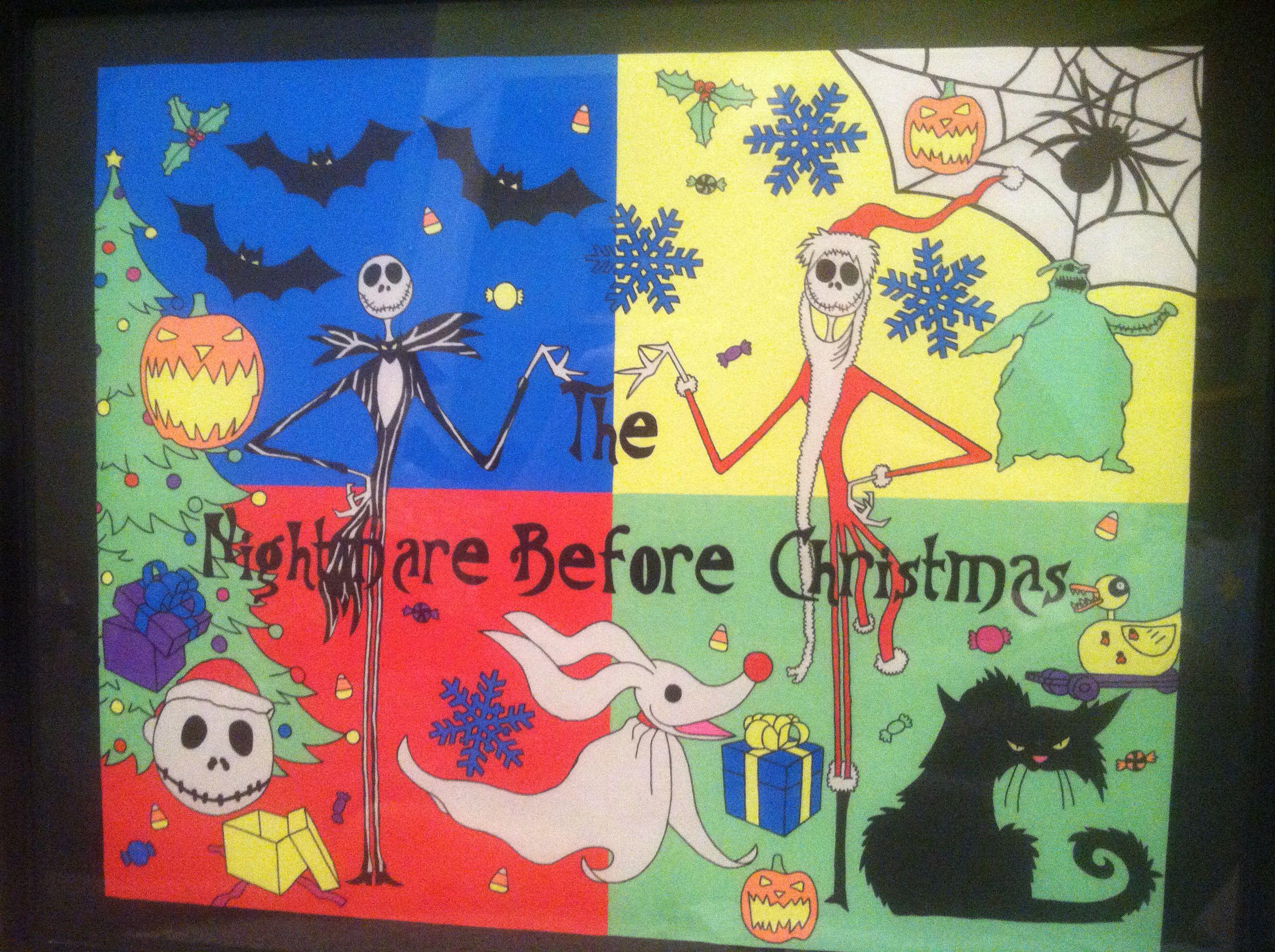 The Nightmare Before Christmas Regular Light