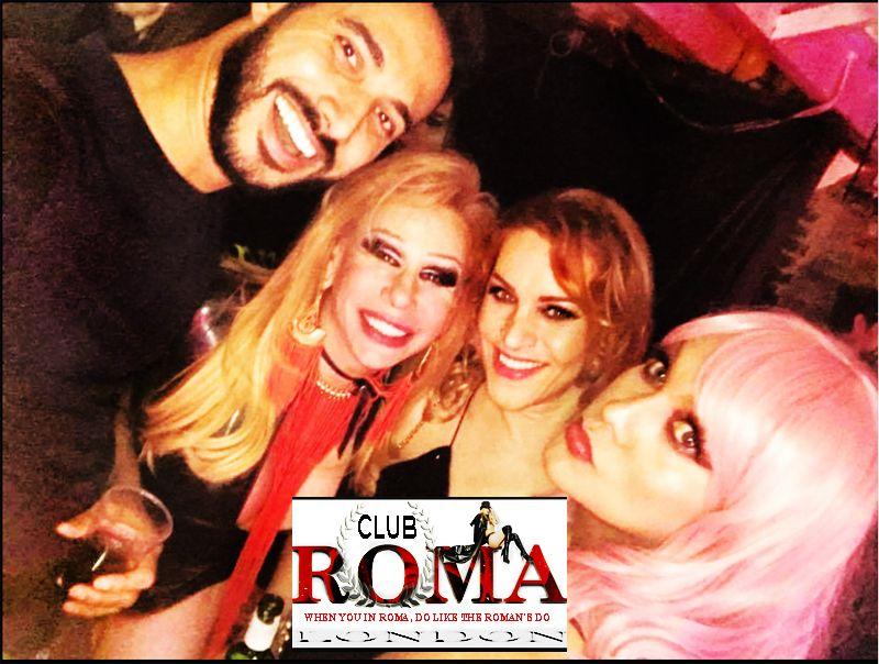 Pin by ROMA TRANSEXUAL CLUB on 25th May 2018 Roma Trans Club ...