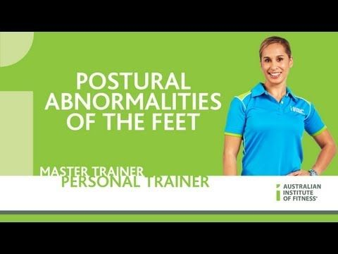 ▶ Postural Abnormalities of the Feet - YouTube