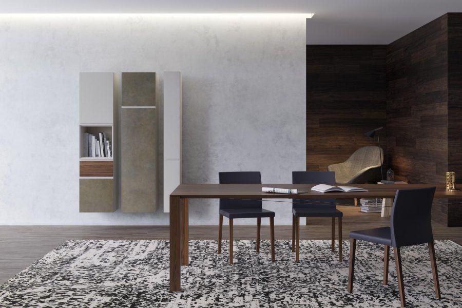 Varino tafel uit de collectie van Willisau, Zwitserse kwaliteit, verkrijgbaar bij Top Interieur in Izegem en Massenhoven