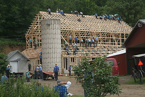 Best 25 Amish Barns Ideas On Pinterest Pre Built Sheds