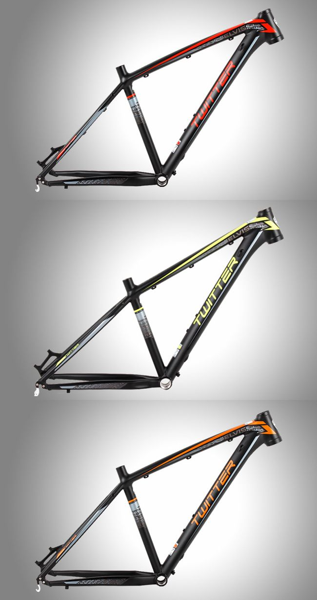 2017 New Oem Al7005 Aluminum Alloy 29er Mountain Bike Frame Bike