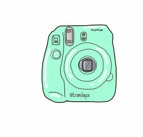 Polaroid blue. Pin by ayu pratami