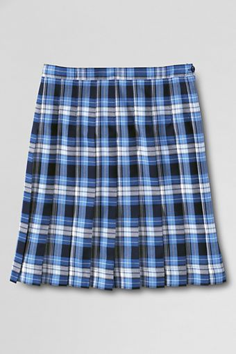 c896ff631f School Uniform Girls' Plaid Pleated Skirt (Below The Knee) from Lands' End  | FOR MY MIA THERMOPOLIS COSTUME