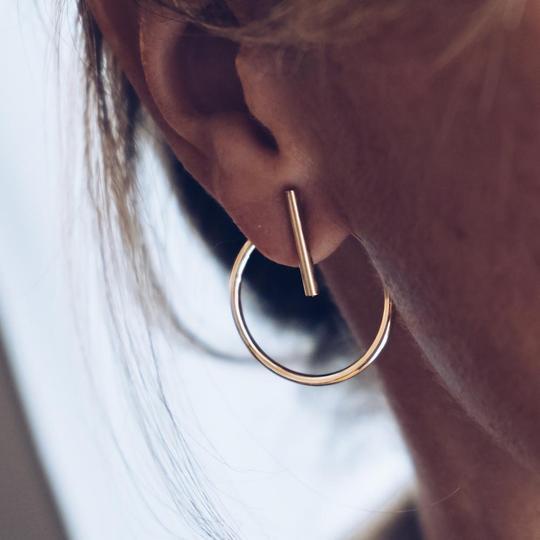 boucle d'oreille original femme