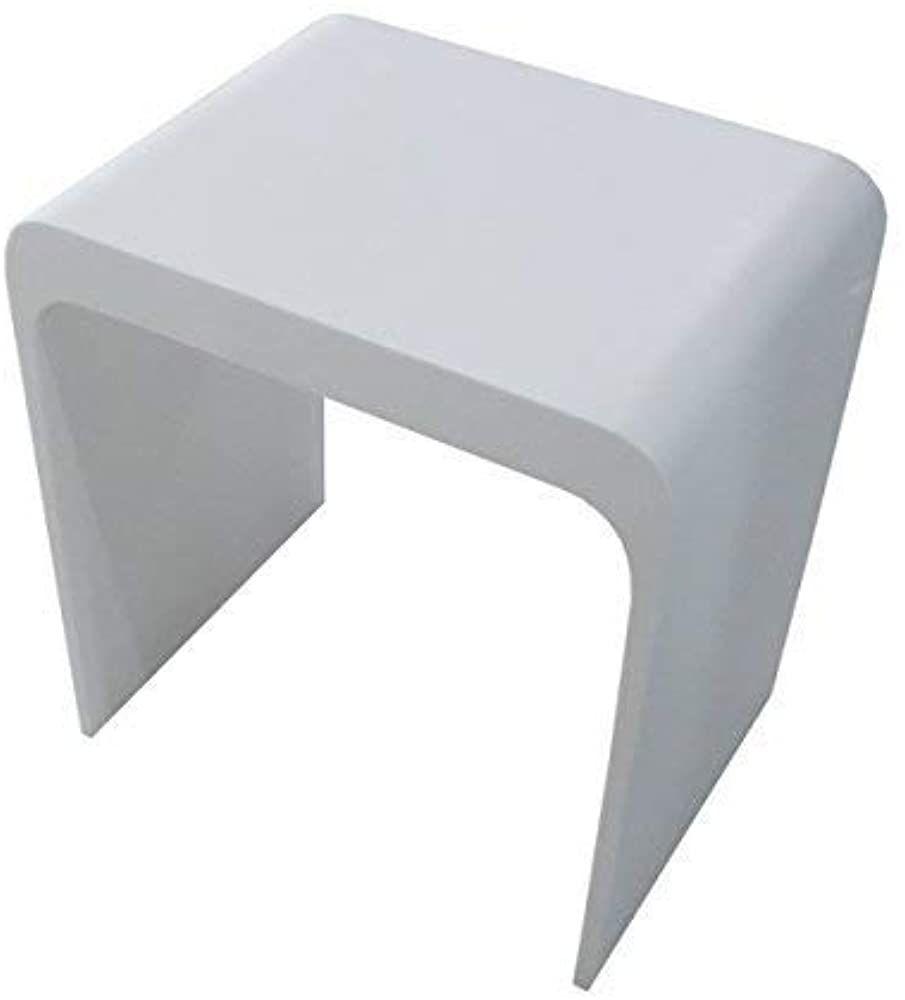 Kkr Design Kunststein Badhocker Duschhocker Sitzhocker Aus