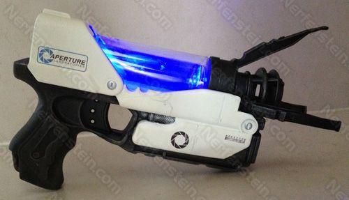 Nerfgun Serious Luna minigun by Gruntoks ...