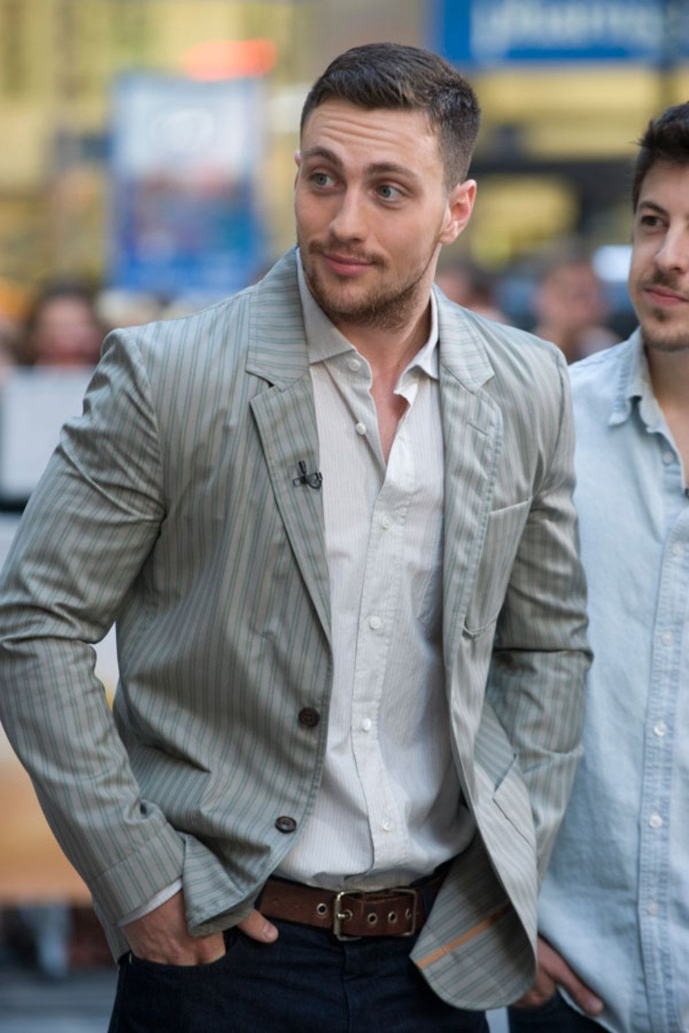 Watch Aaron Taylor-Johnson (born 1990) video