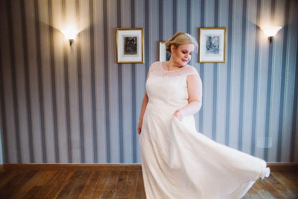 Nanette | Küss die Braut - Plus Size Wedding Dresses: Boho Look ...
