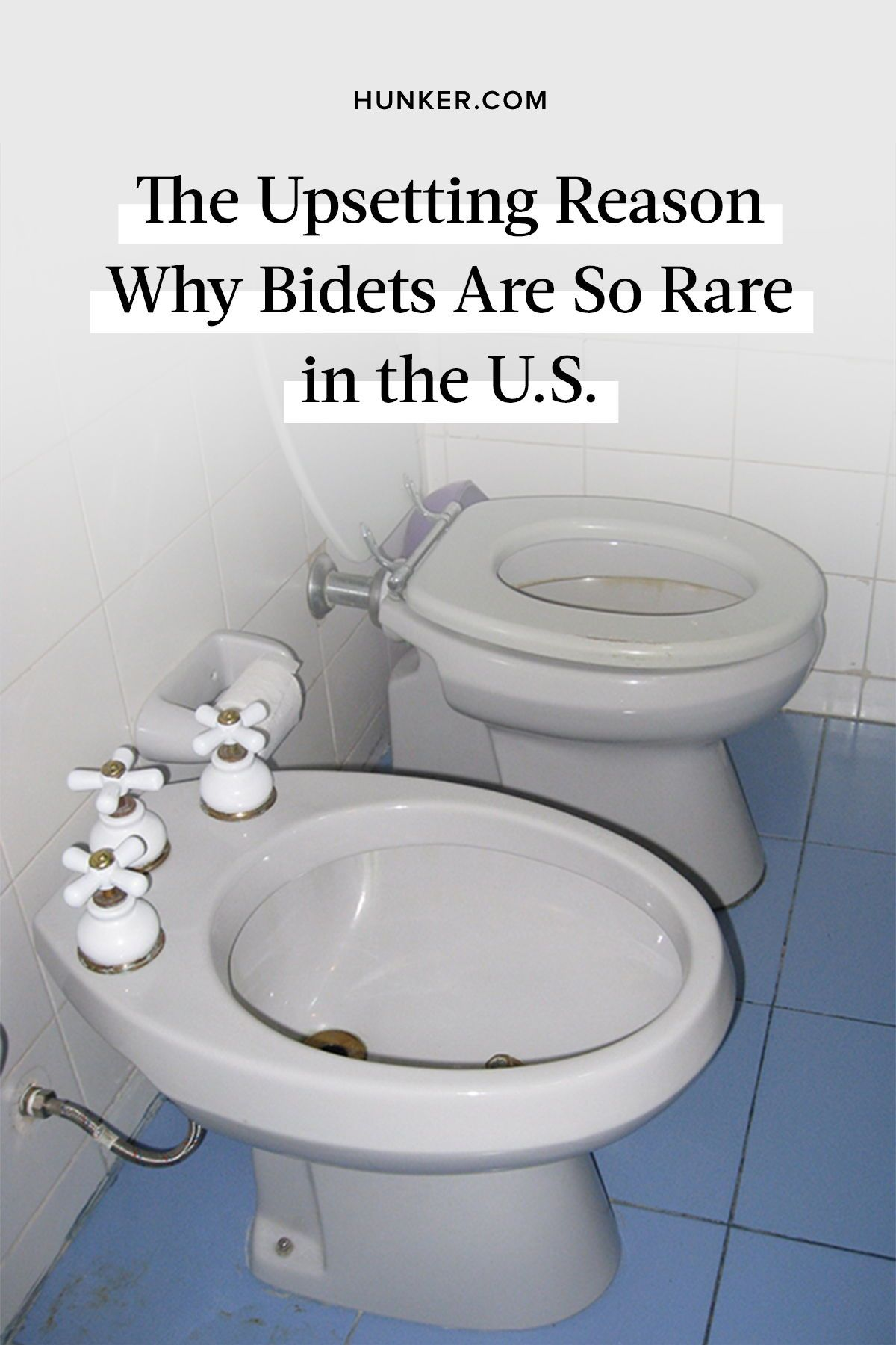 The Upsetting Reason Why Bidets Are So Rare In The U S In 2020