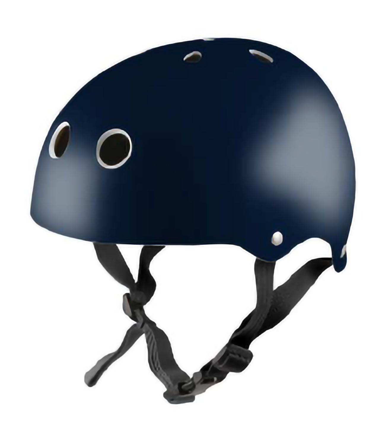 Metallic Navy Metal Navy Helmet
