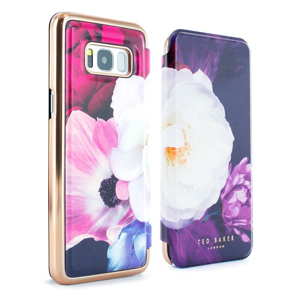 af7a6f8fc Make a stylish statement this spring summer season with Ted s favourite new  folio case  CANDACE. Featuring his Blushing Bouquet print