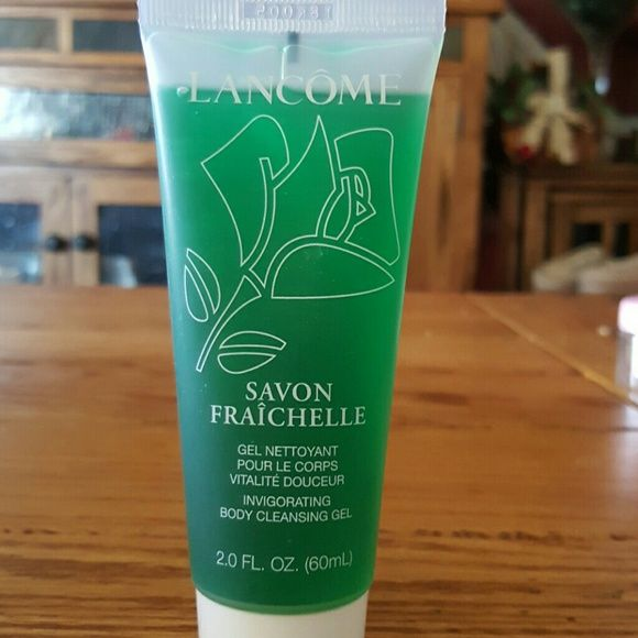 Lancome invigorating body cleansing gel Never used Savon  Fraichelle 2.0 fl oz Lancome Other