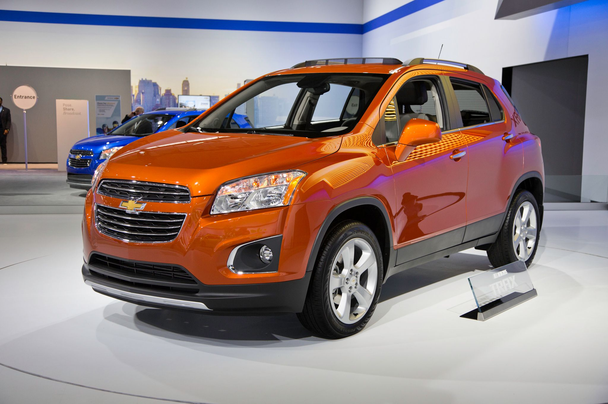 Best 2016 Chevrolet Trax Revealed Colors Aegrh Chevrolet Trax