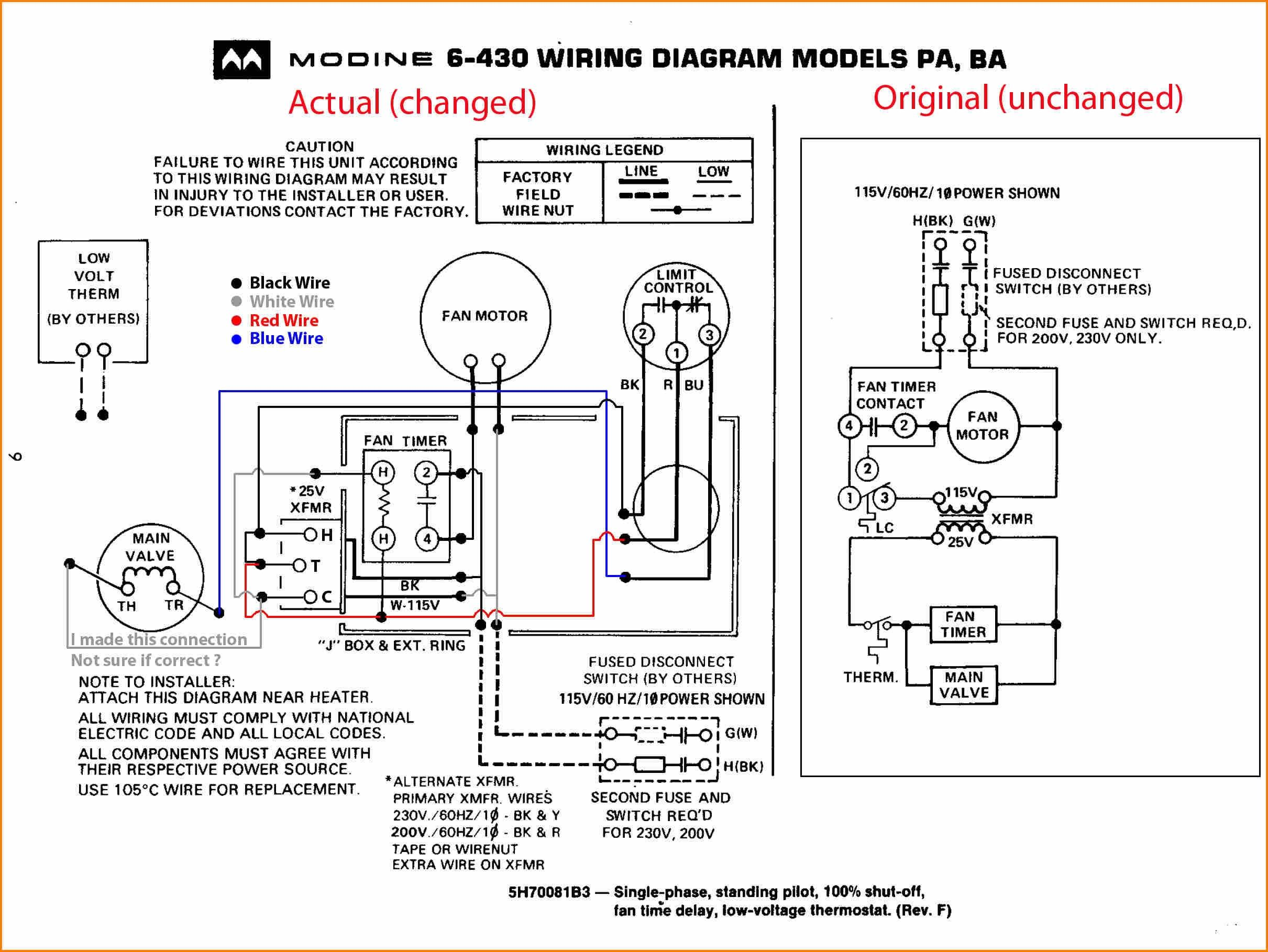 New Wiring Diagram For Ac To Furnace Diagram