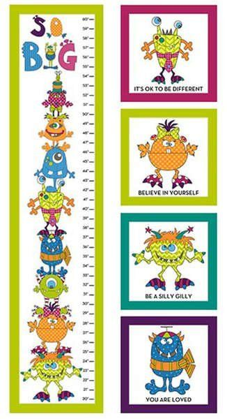 Image  Fabric Sample  Growth Charts    Fabric Samples