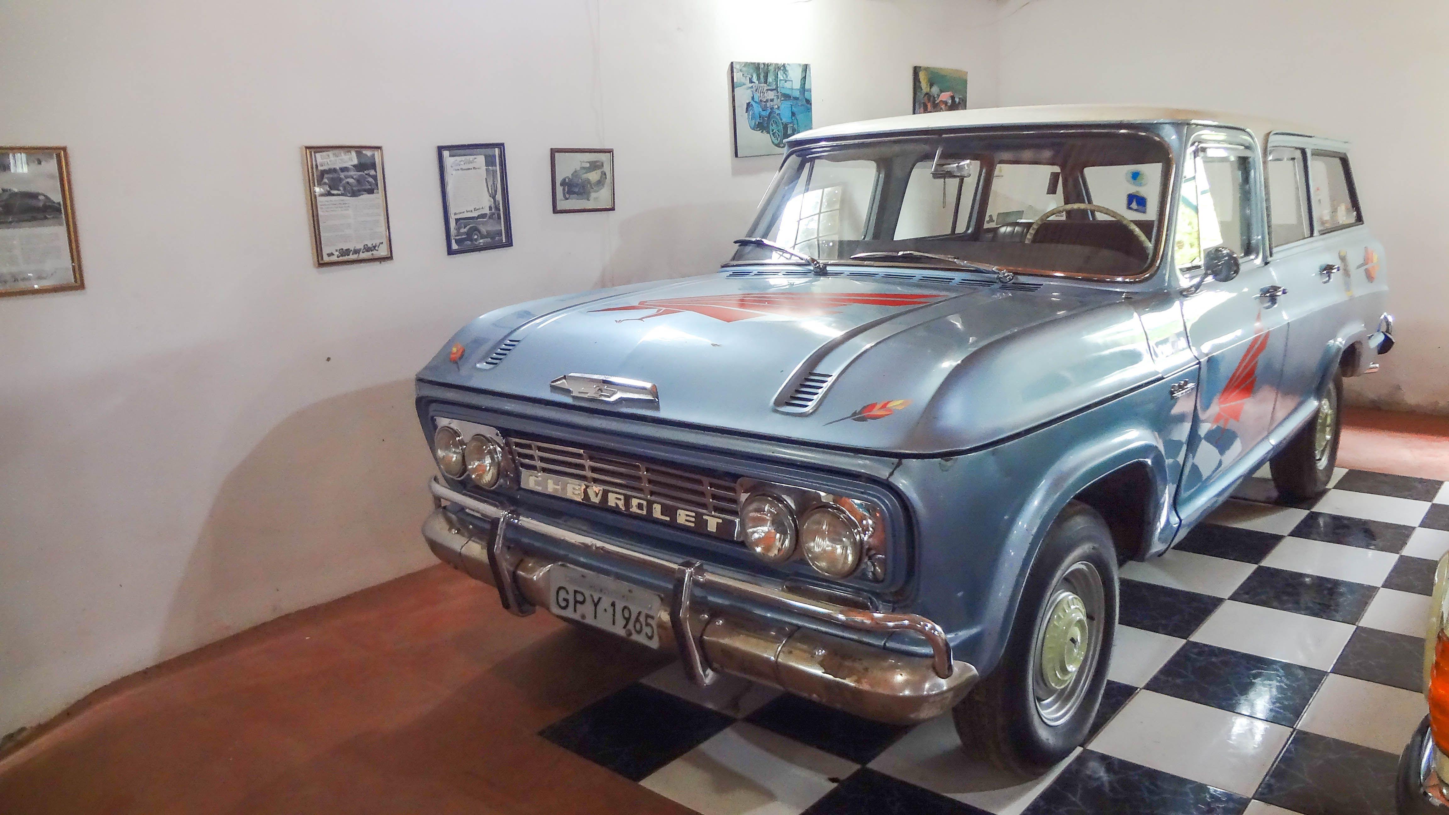 Chevrolet C 14 Brasil O Museu Do Automovel Foi Inaugurado Em