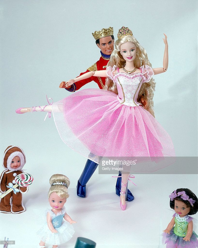 barbie in the nutcracker doll - photo #14