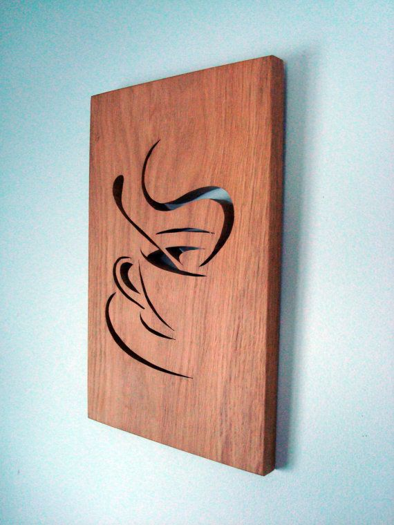 Wooden Kitchen Wall Hanging sign, Coffee Sign, House sign, Kitchen