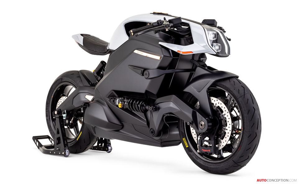 Arc Vector Electric Motorcycle Confirmed For Production Autoconception Com Electric Motorcycle Electric Bike Price Bike Prices
