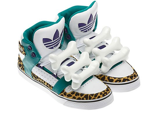 2eabdc44a17294 Adidas Originals JS Bones Sneakers by Jeremy Scott | #designlife ...