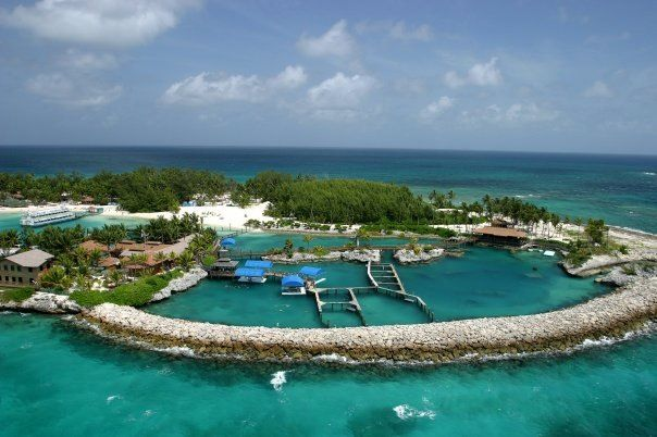 Blue Lagoon Island In Nassau Bahamas Honeymoon Cruise