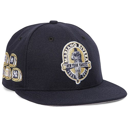 a3f22fc939dca New York Yankees Mariano Rivera Retirement 59FIFTY Fitted Cap by New Era -  MLB.com Shop