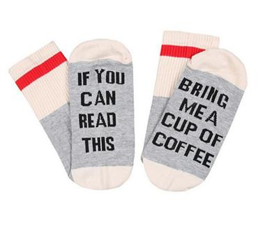 Custom Wine Socks If You Can Read This Bring Me A Glass Of Wine