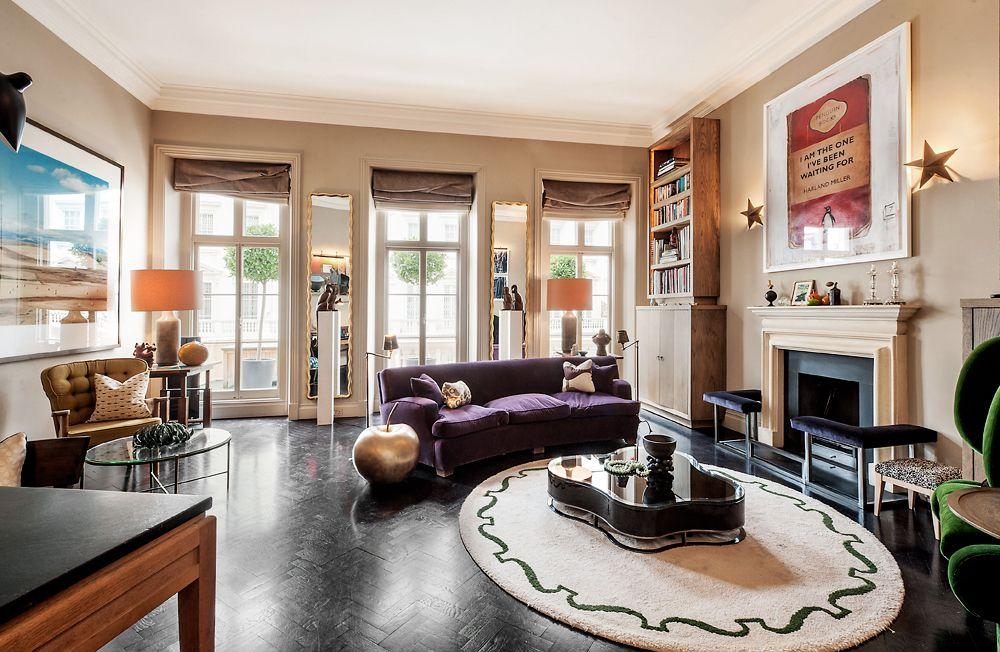 Perfect Jerome Faillant Dumas Private Apartment In London, Http://www.love