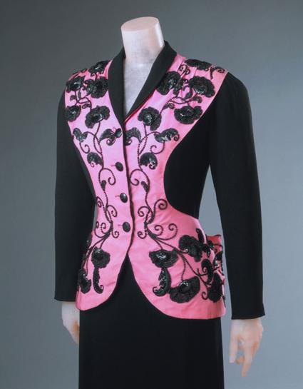 Dinner Jacket Elsa Schiaparelli, 1937 The Philadelphia Museum of Art