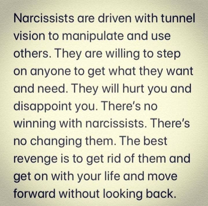 Best way to hurt a narcissist