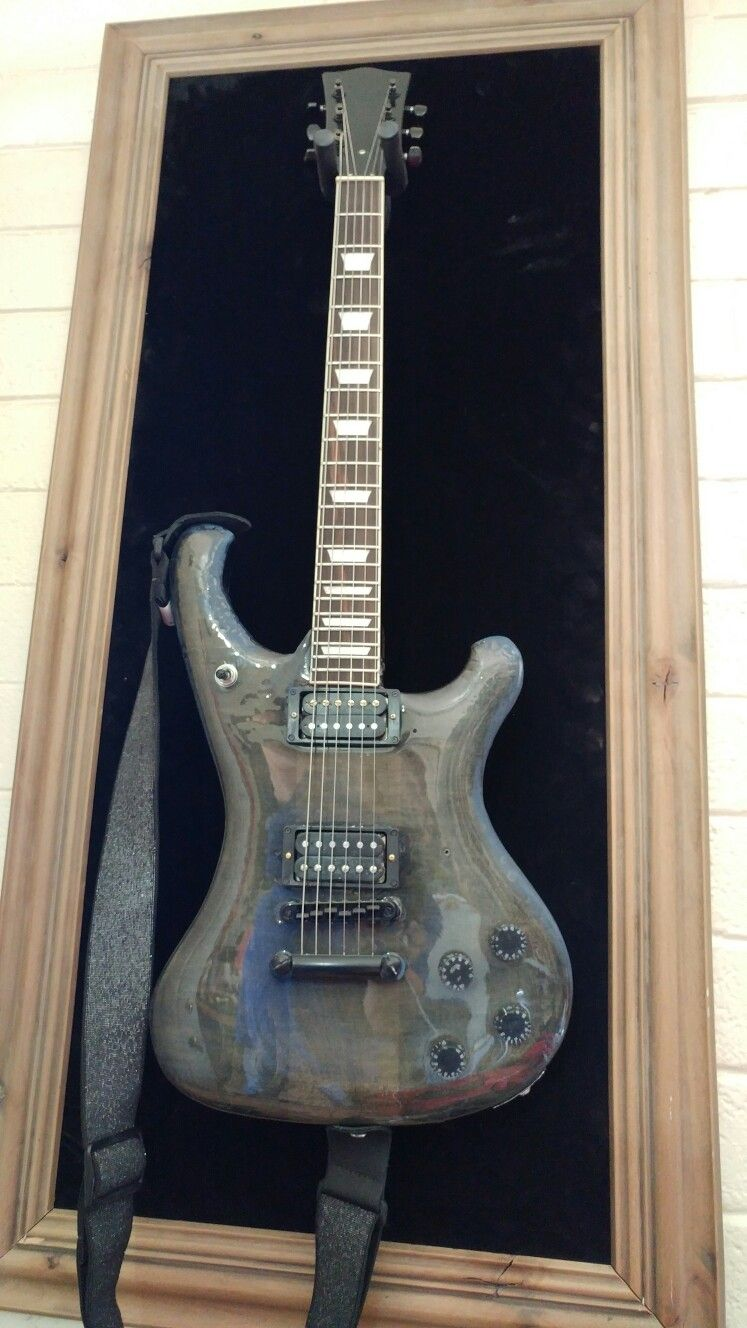 Cusrom Electric guitar