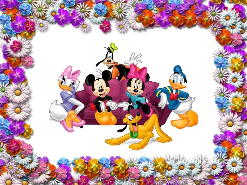 Disney Cartoon Desktop Wallpaper Hd Wallpapers 1024x768 Movies Cartoon Disney Hd Des Walt Disney Characters Disney Characters Wallpaper Disney Cartoons