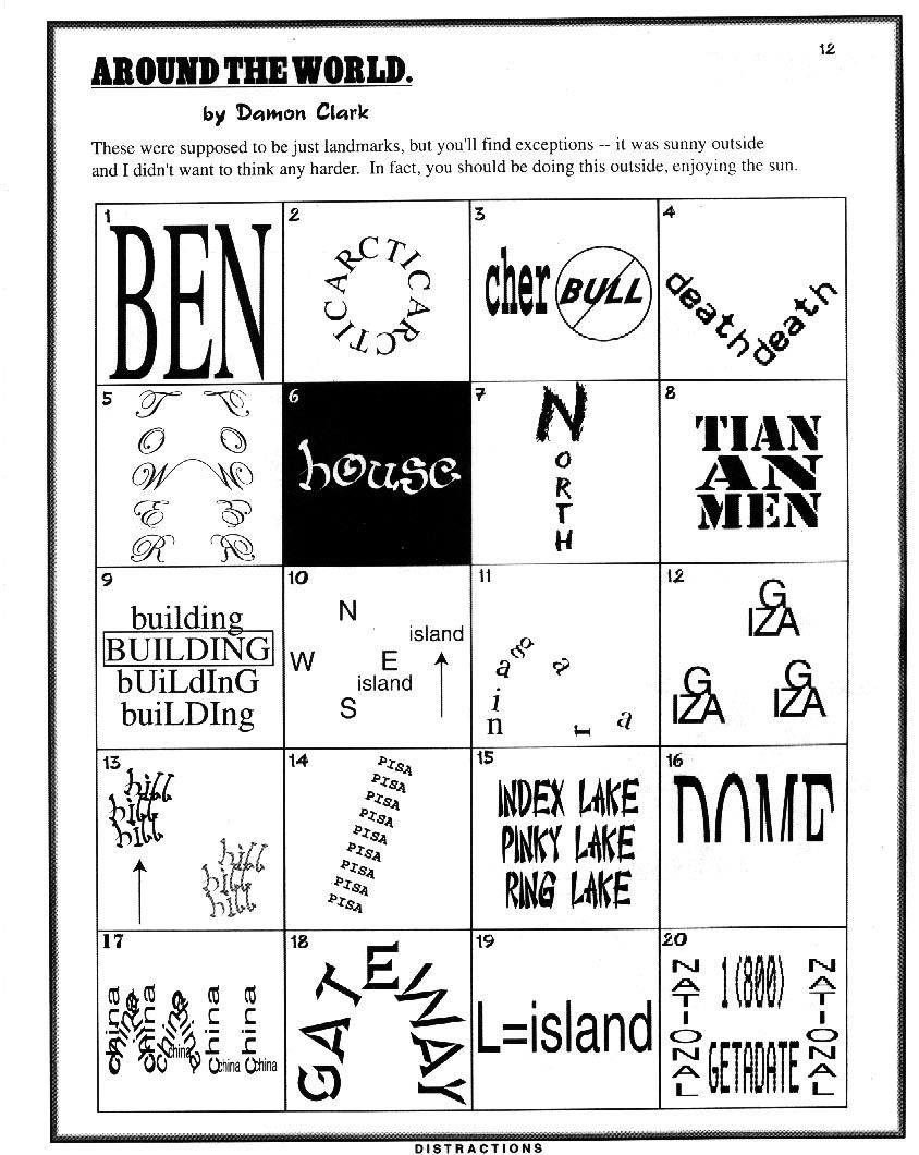 Workbooks wacky wordies worksheets : Wackie Wordies #69 | Word Games | Pinterest | Brain teasers ...