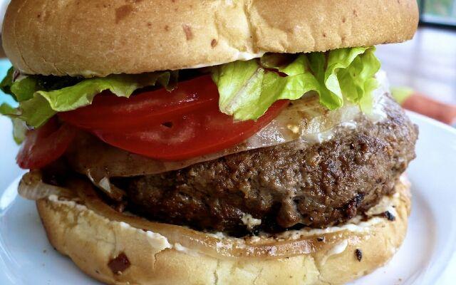 Классический бургер рецепт в домашних условиях