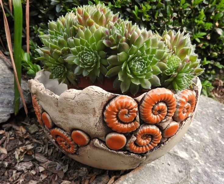 Die Besten 20 Gartenkeramik Einfach Tpfern Ideen Fr Haus Und Garten