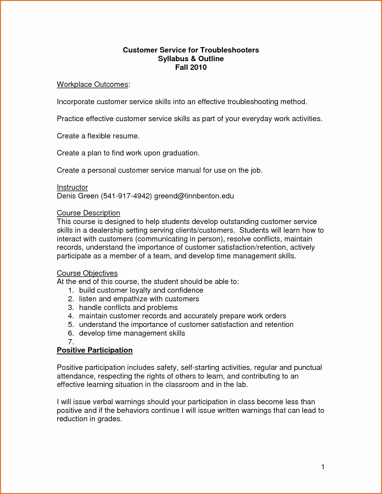73 cool stock of time management examples on resume