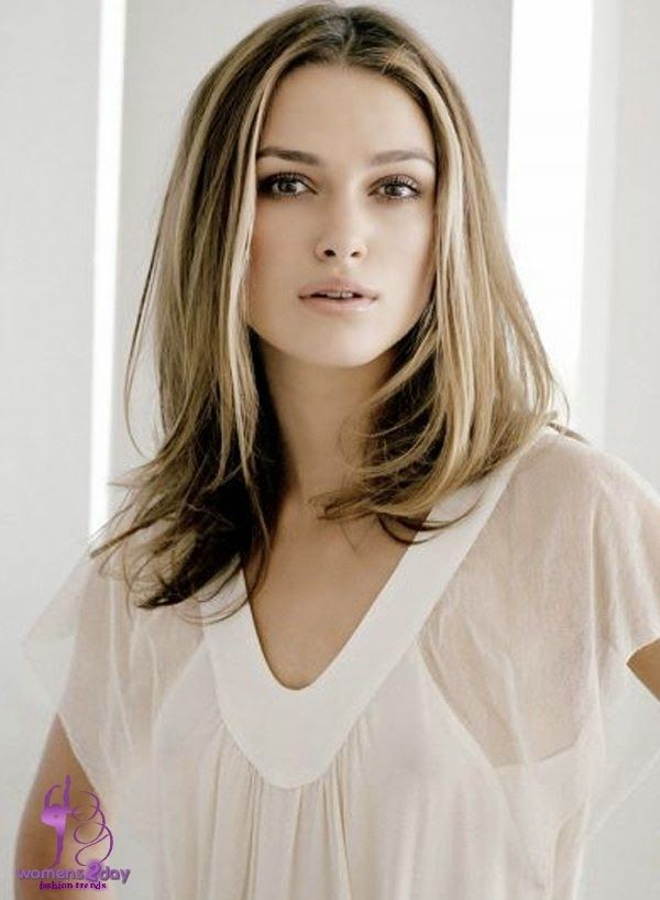 cute shoulder length hairstyles for career women summer