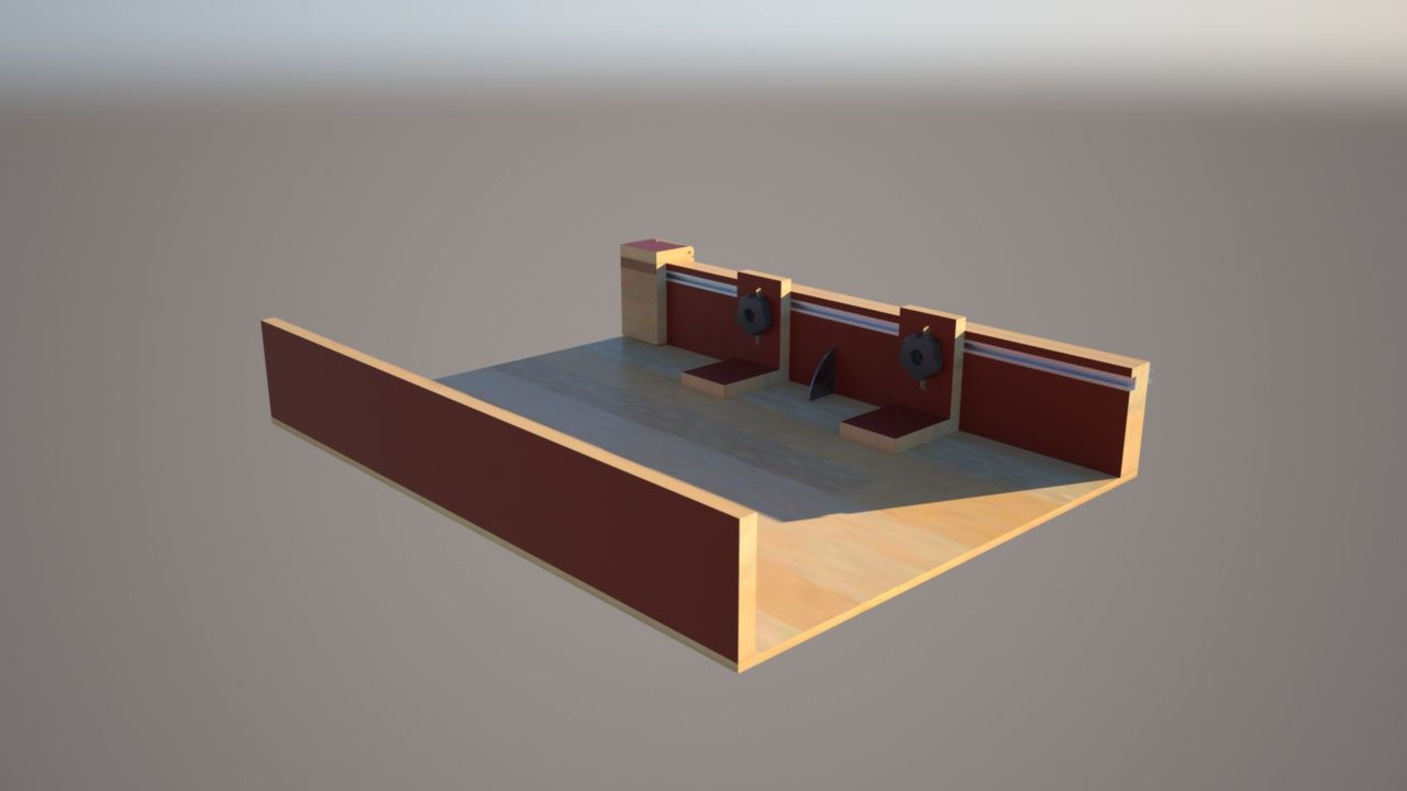 schiebeschlitten schiebetisch f r pts 10 bauanleitung. Black Bedroom Furniture Sets. Home Design Ideas