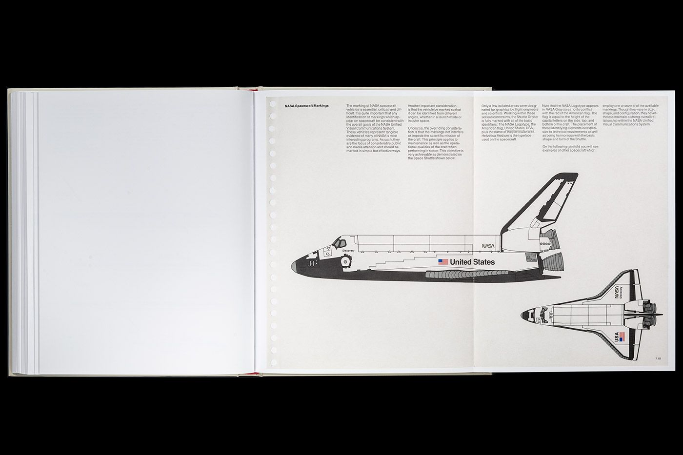 NASA Graphics Standards Manual Reissue now available to