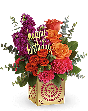 Birthday Flower Delivery Greetings Wishes Cards Gifts