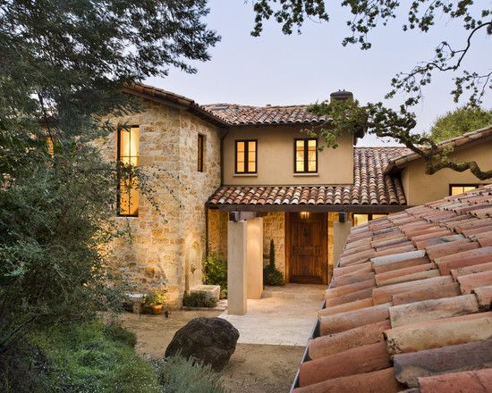 Clay tile roof design pictures remodel decor and ideas