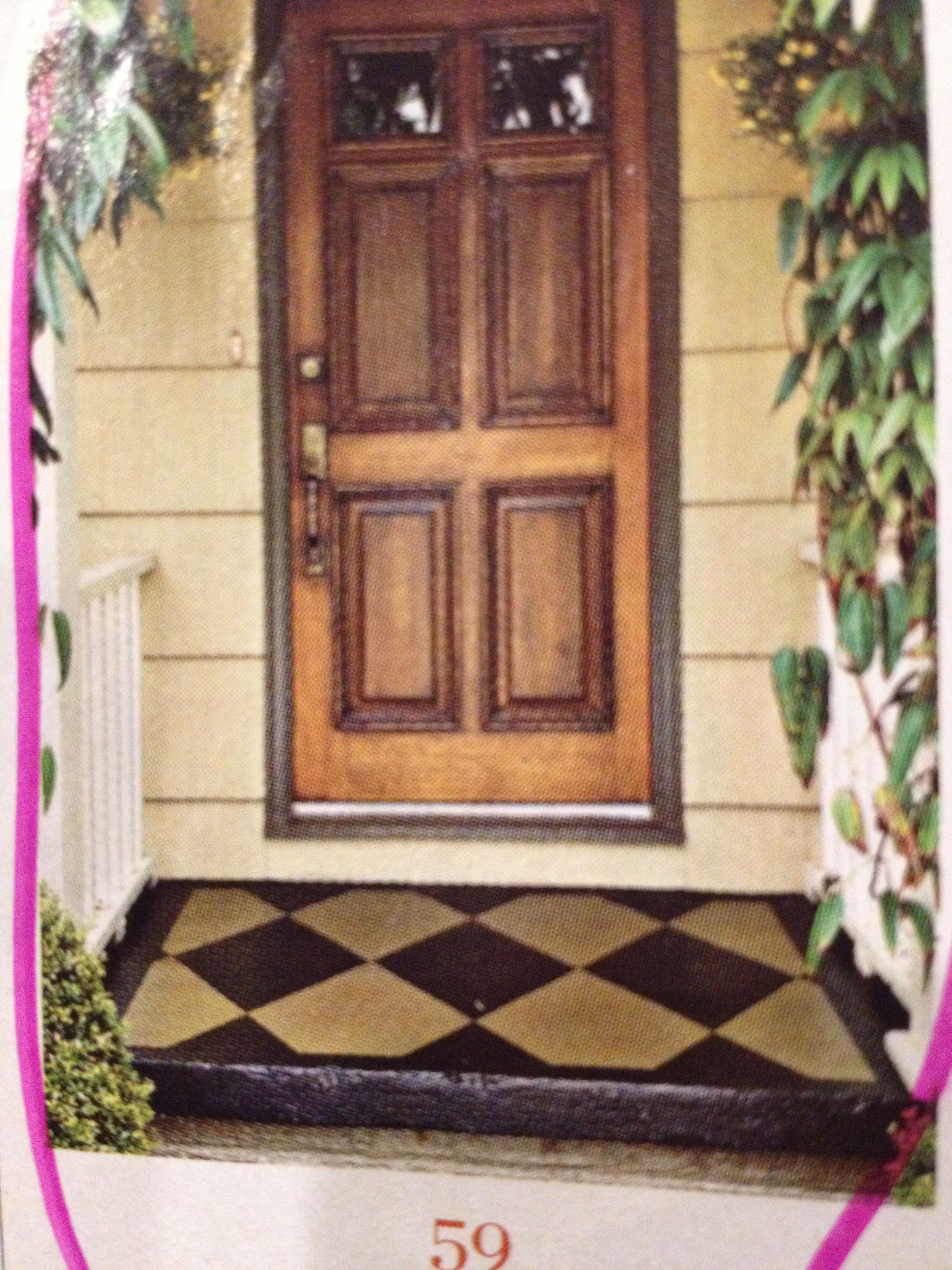 Best Painted Concrete Porch Step House Exterior Pinterest 400 x 300