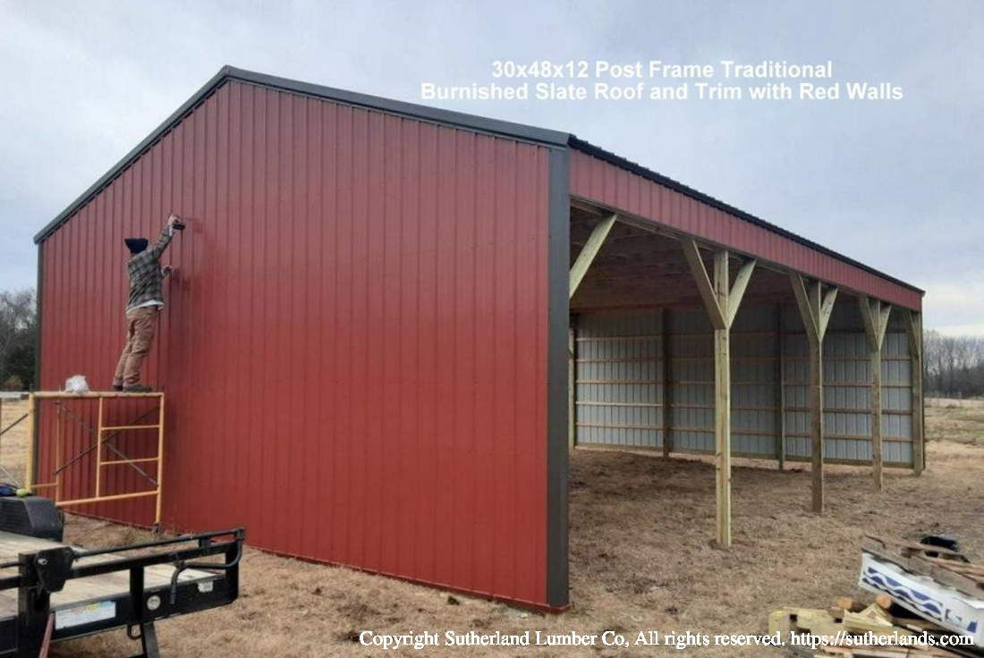 Customer Project Photo Gallery - Pole Barns #polebarns