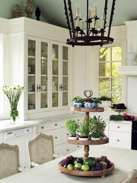 Modern Country Style Anne Turner S Cottage Living Kitchen: Photo Gallery: Global-Style Rooms