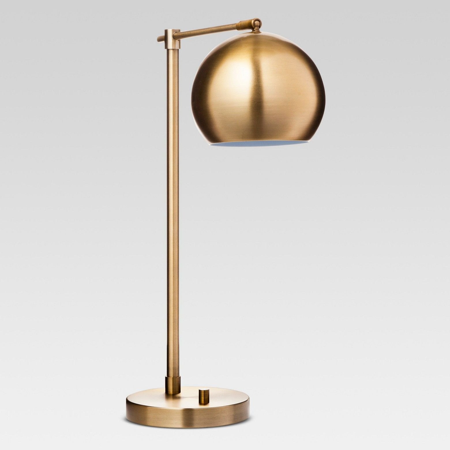 home target arm lamps two new swing impressive gold staples usb port outlets desk clamp walmart hotel lamp with sunlight bankers lighting