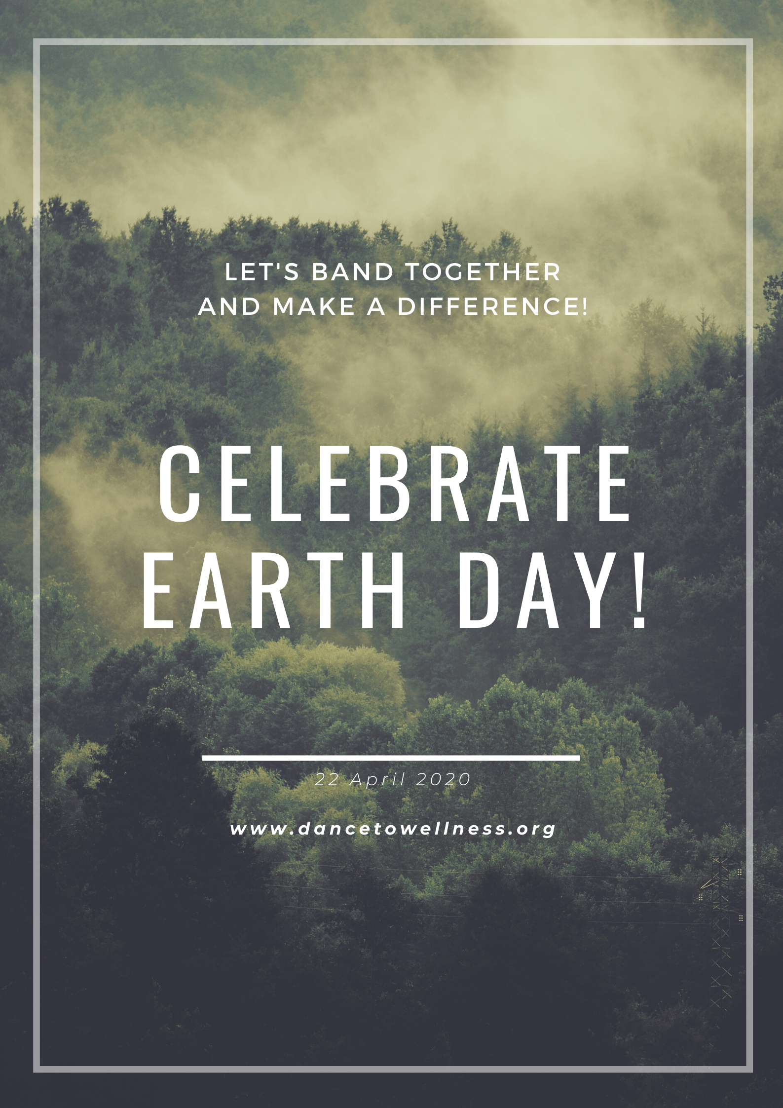 Celebrating Earth Day 50 Years Later Dance To Wellness In 2020 First Earth Day Earth Day Day