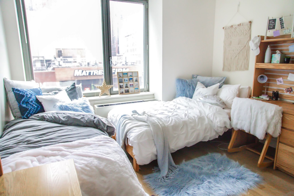 Small-budget Dorm Room Designs